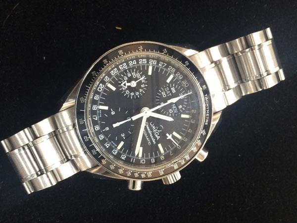 オメガ・スピードマスター・メンズの腕時計を買取|神戸|板宿店