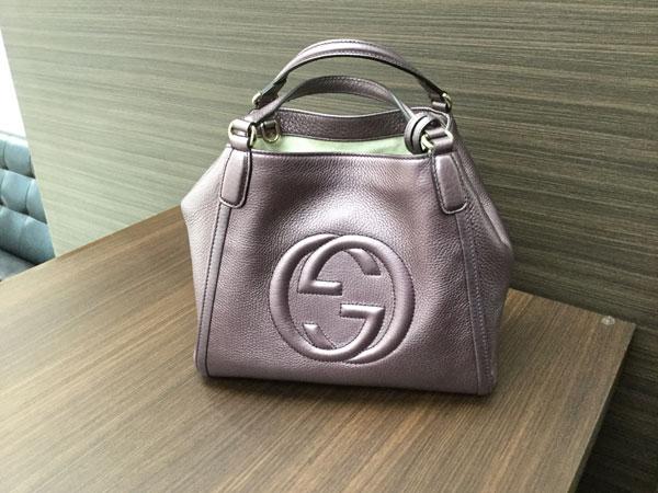 グッチ・ソーホー・2wayのバッグを買取 大阪 谷町店
