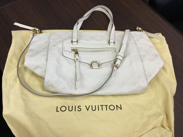 ヴィトン・アンプラント・ルミニューズ・PMのバッグを買取|越谷|南越谷店