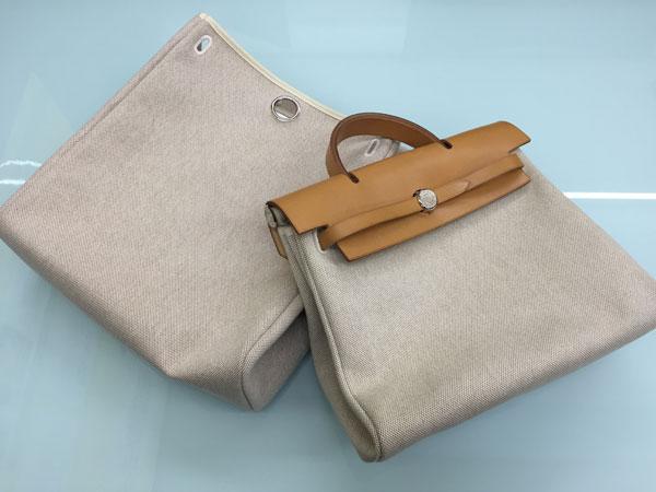 エルメス・アドのエールバッグを買取 神戸 夙川店