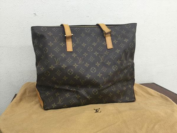 ヴィトン・モノグラム・カバ・アルトのバッグを買取|神戸|神戸店