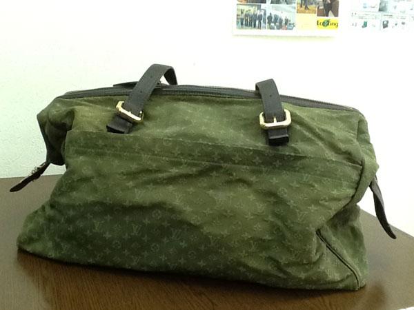 ヴィトン・モノグラムミニ・ルイーズのバッグを買取|神戸|芦屋店