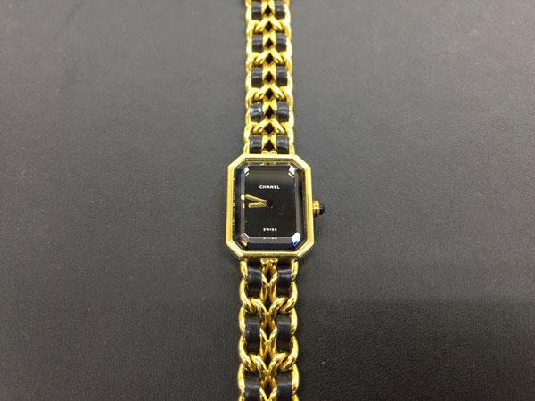 シャネル・プルミエールの腕時計を買取 神戸 夙川店