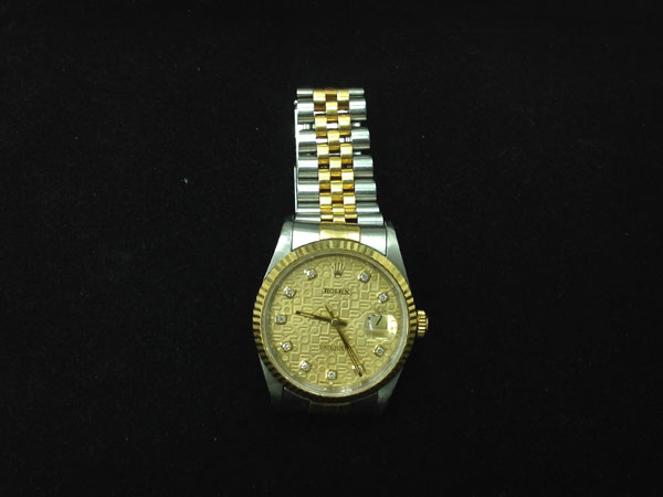 ロレックス・16233G・コンピューター文字盤の腕時計を買取|神戸|住吉駅前店