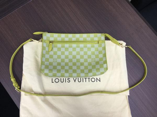 ヴィトン・ダミエピスタッシュ・モジュール・N41309のバッグを買取|越谷|南越谷店