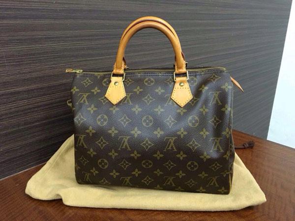 ヴィトン・モノグラム・スピーディ30のバッグを買取|神戸|東灘店