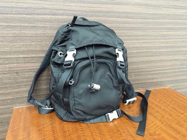 プラダ・ナイロン・バックパックのバッグを買取 神戸 東灘店