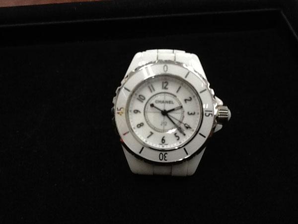シャネル・J12の腕時計を買取|広島|広島緑井店