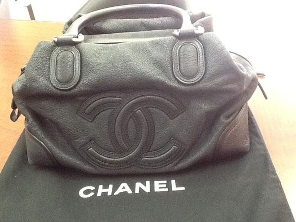 シャネル・カーフ・ミニボストンのバッグを買取|神戸|六甲道店