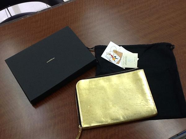 吉田カバン・ポーター・フォイルのクラッチバッグを買取 神戸 六甲道店