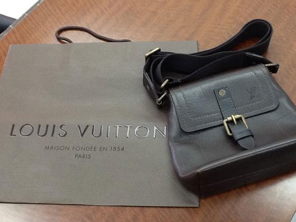ヴィトン・ユタライン・ユマのショルダーバッグを買取|神戸|六甲道店
