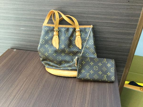 ヴィトン・バケットPMのバッグを買取|大阪|谷町店