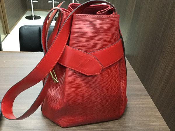 ヴィトン・サックデポールのバッグを買取|名古屋|名古屋徳重店