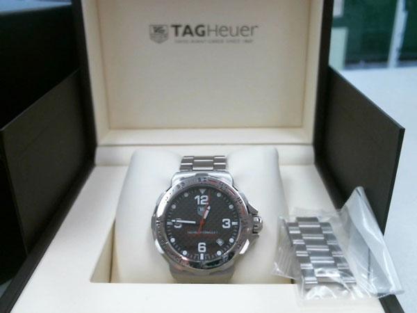 タグホイヤー・フォーミュラ・Wah1115の腕時計を買取|姫路|姫路中央店