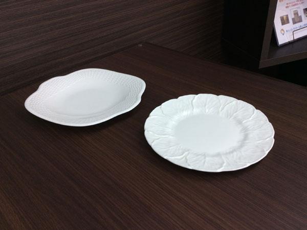 ウェッジウッドの皿・2枚を買取 福岡 薬院店