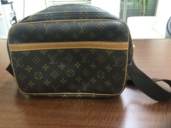 ヴィトン・リポーターのショルダーバッグを買取|神戸|神戸店