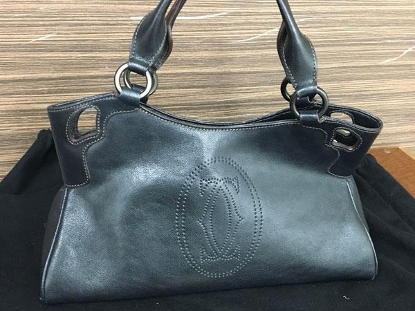 カルティエ・マルチェロのバッグを買取|横浜|大倉山店