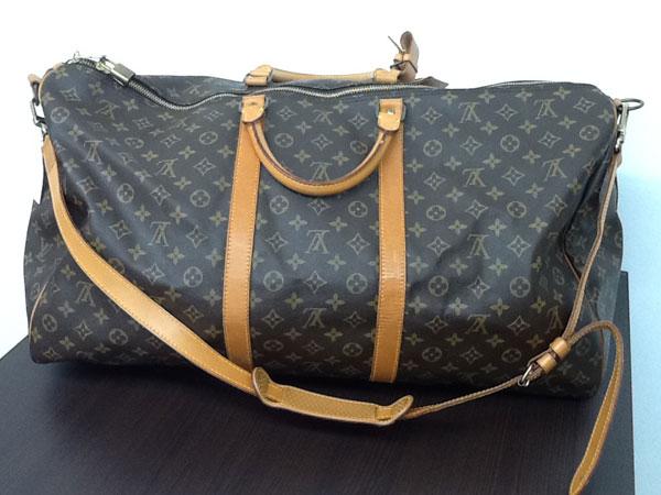 ルイヴィトン・モノグラム・キーポル・バンドリエールのバッグを買取 神戸 西明石店