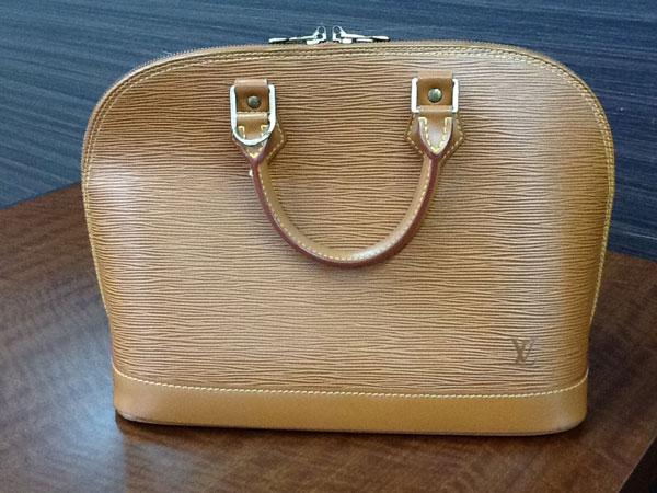 ヴィトン・エピ・アルマのバッグを買取|広島|広島緑井店