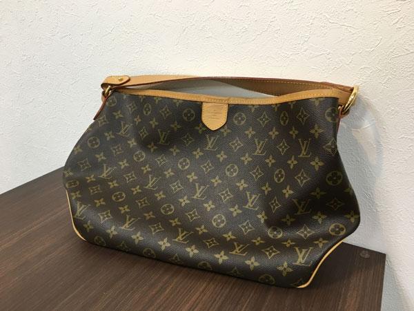 ヴィトン・ディライトフルのバッグを買取 神戸 板宿店