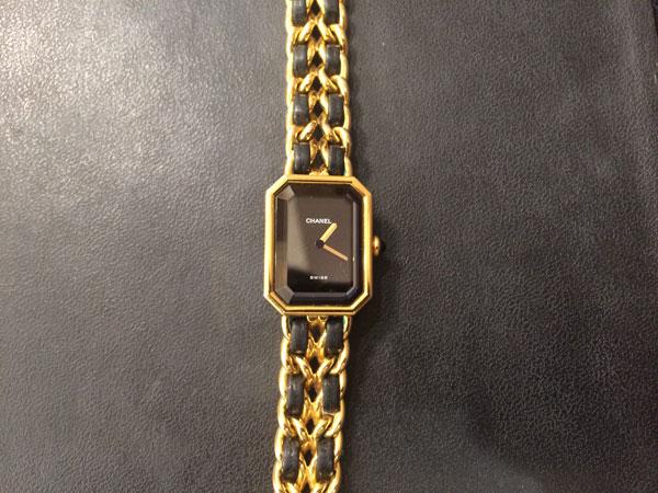 シャネル・プルミエールの腕時計を買取|神戸|新長田店