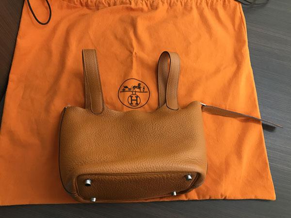 エルメス・ピコタン・PMのバッグを買取|神戸|元町駅前店