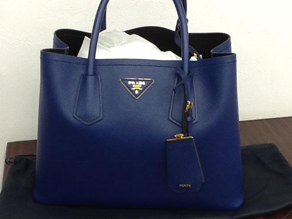 プラダ・サフィアーノ・2way・N2775のバッグを買取|広島|広島中央店