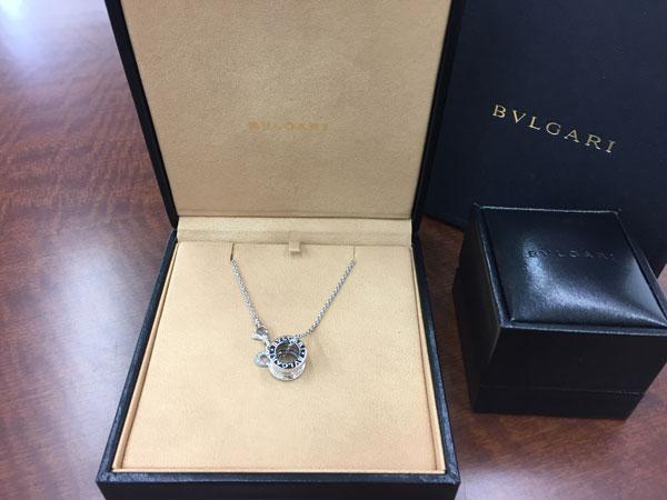 ブルガリ・B-zero1のネックレスを買取|横浜|横浜センター北店