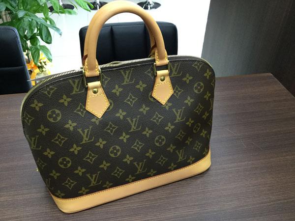 ヴィトン・アルマのバッグを買取 名古屋 名古屋徳重店