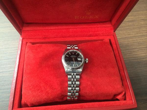 ロレックス・デイトジャスト・69174・レディースの腕時計を買取 神戸 新長田店