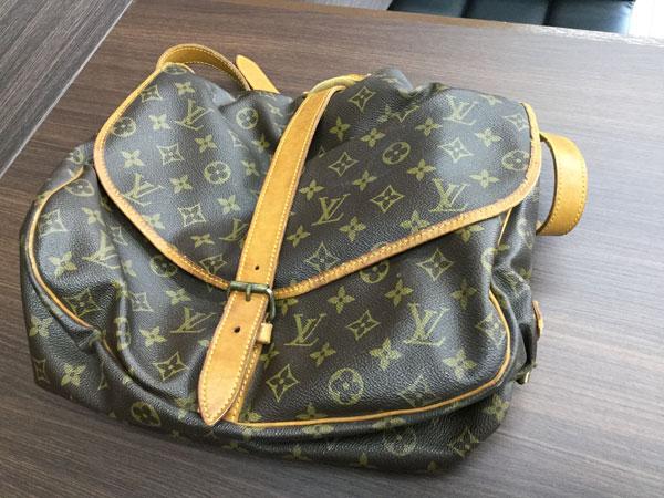 ヴィトン・ソミュールのバッグを買取|名古屋|名古屋徳重店