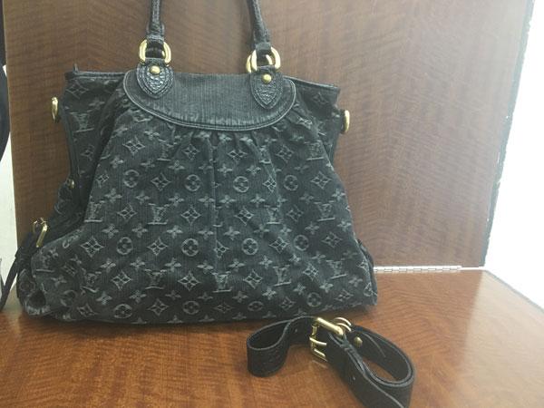 ヴィトン・デニム・ネオカヴィMMのバッグを買取|浦和|浦和店