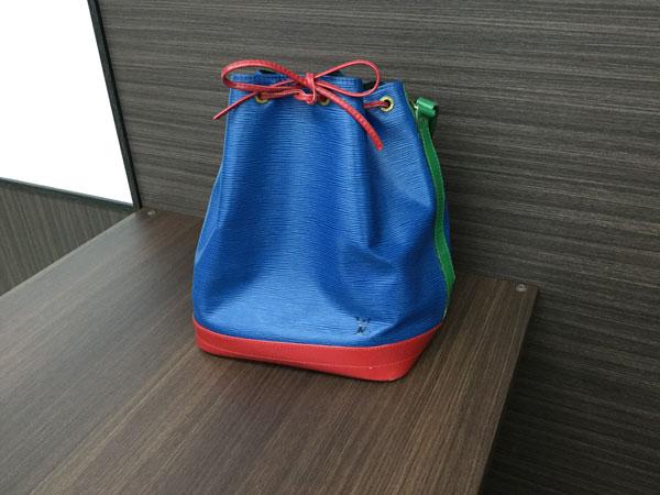 ヴィトン・ノエ・トリコロールのバッグを買取 名古屋 名古屋徳重店
