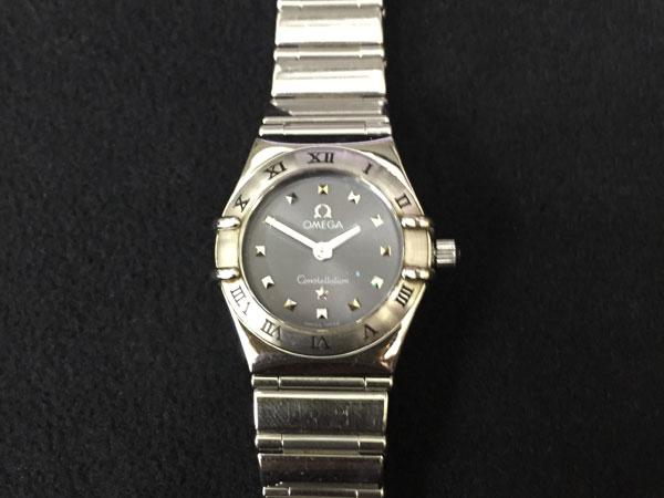 オメガ・コンステレーション・レディースの腕時計を買取|横浜|あざみ野店