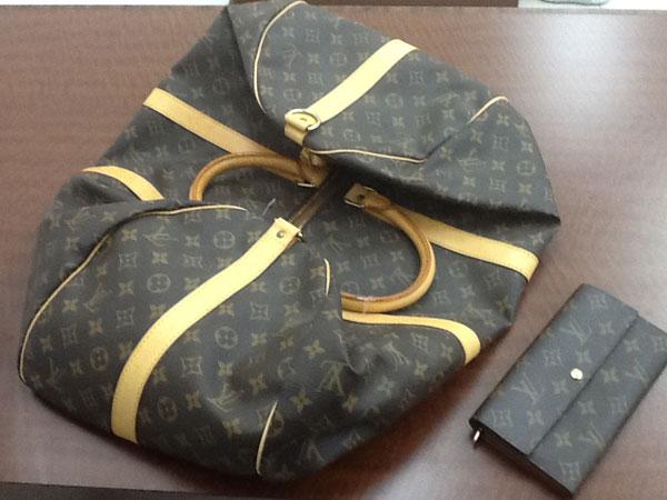 ヴィトン・モノグラム・キーポルバンドリエールのバッグを買取|大阪|豊中店
