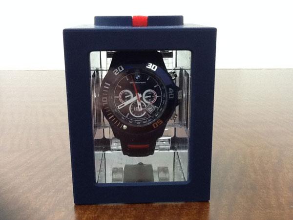 アイスウォッチ・BMW・メンズ・ケース付の腕時計を買取 横浜 あざみ野店
