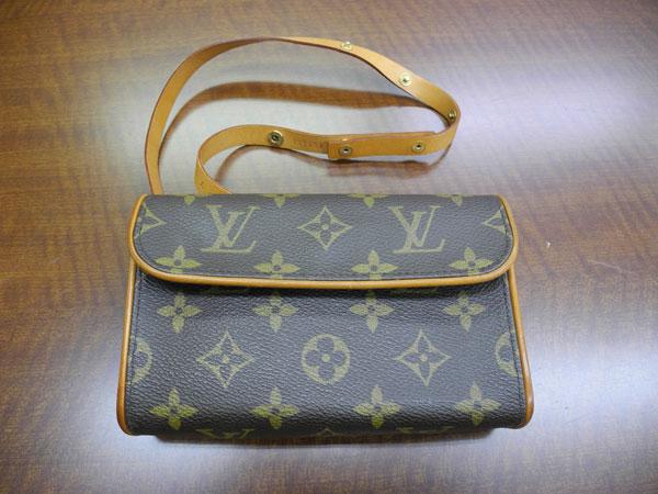 ヴィトン・ポシェット・フロランティーヌのバッグを買取|川崎|川崎鷺沼店
