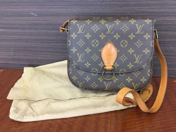 ヴィトン・モノグラム・サンクルー・883VIのバッグを買取|川崎|川崎溝の口店