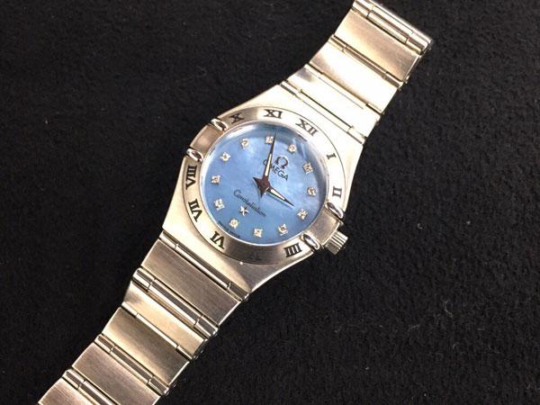 オメガ・コンステレーション・ミニの腕時計を買取|横浜|横浜青葉台店