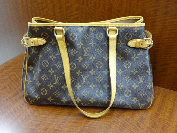ヴィトン・モノグラム・バティニョールのバッグを買取|名古屋|名古屋高畑店