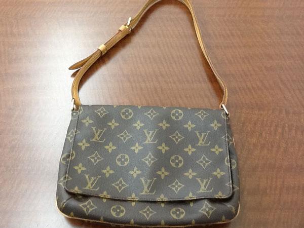 ヴィトン・モノグラム・ミュゼットタンゴのバッグを買取|横浜|あざみ野店