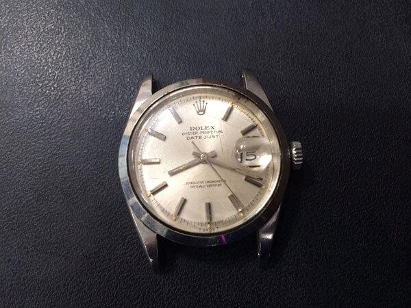 ロレックス・デイトジャスト・メンズ・1600の腕時計を買取|神戸|新長田店