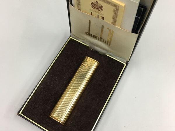 ダンヒル・ゴールドのライターを買取 神戸 兵庫店