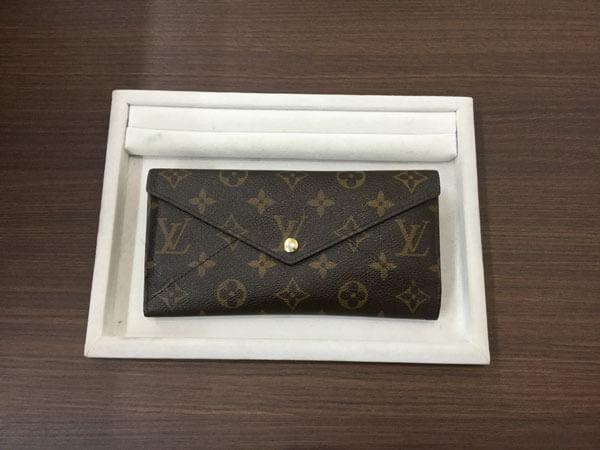 ヴィトン・モノグラム・ポルトフォイユ・オリガミ・ロンの財布を買取|姫路|東加古川店