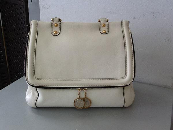 ドルチェ&ガッバーナ・レザーのハンドバッグを買取 姫路 姫路中央店