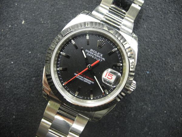 ロレックス・デイトジャスト・ターノグラフ・116264の腕時計を買取|広島|広島西店