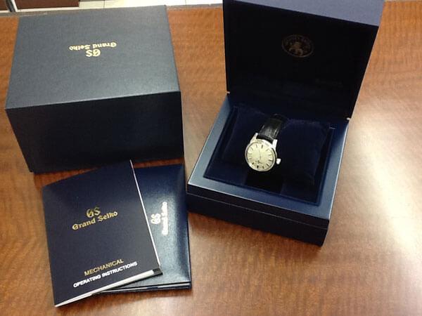セイコー・グランドセイコー・SBGW031の腕時計を買取|神戸|六甲道店