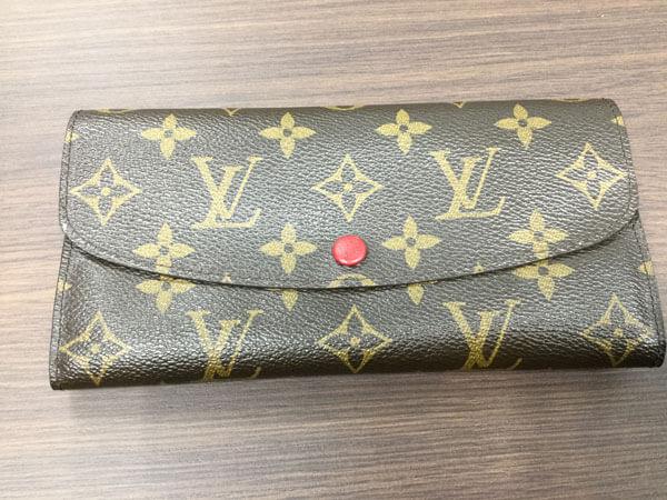 ヴィトン・モノグラム・ポルトフォイユ・ジョセフィーヌの財布を買取|梅田|塚口店