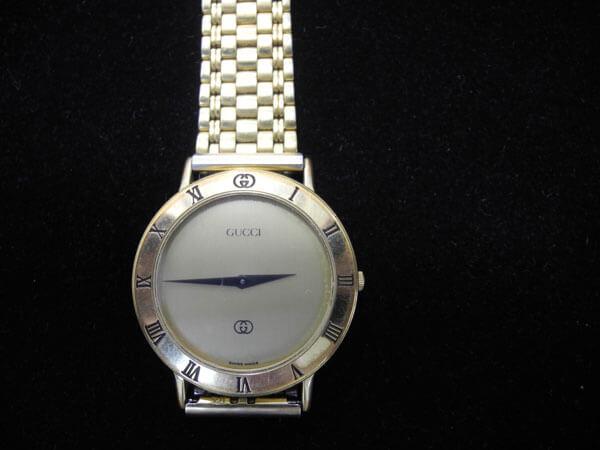 グッチ・3000Mの腕時計を買取 梅田 阪神尼崎店