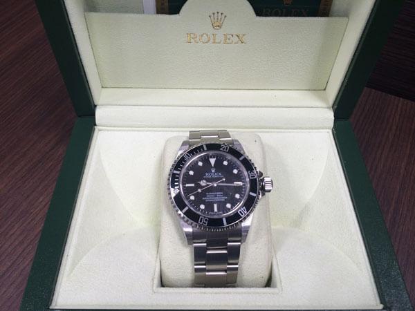 ロレックス・サブマリーナ・14060Mの腕時計を買取|神戸|新長田店